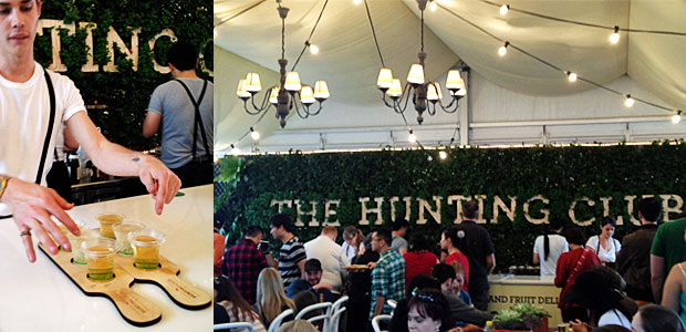 The Hunting Club, Regional Flavours South Bank 2013