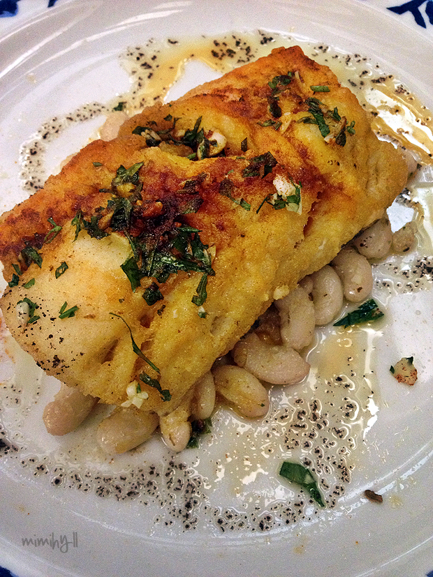 Catalonian Style Salted Cod