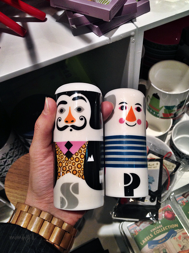 Pop-up Gift Shop - S&P Shakers