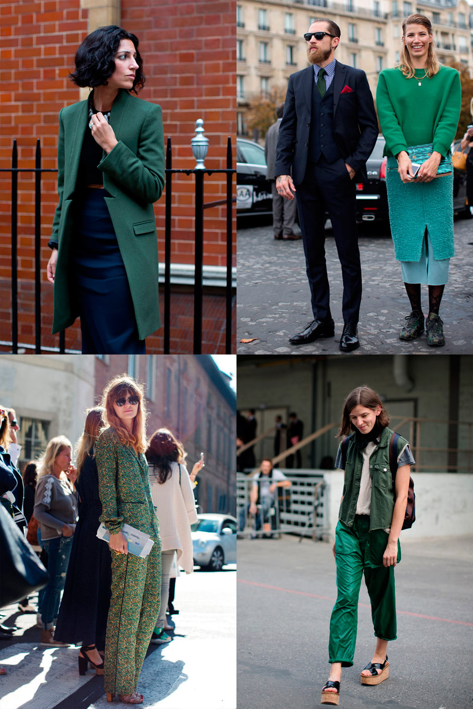 Mimi Muses: Green with Envy