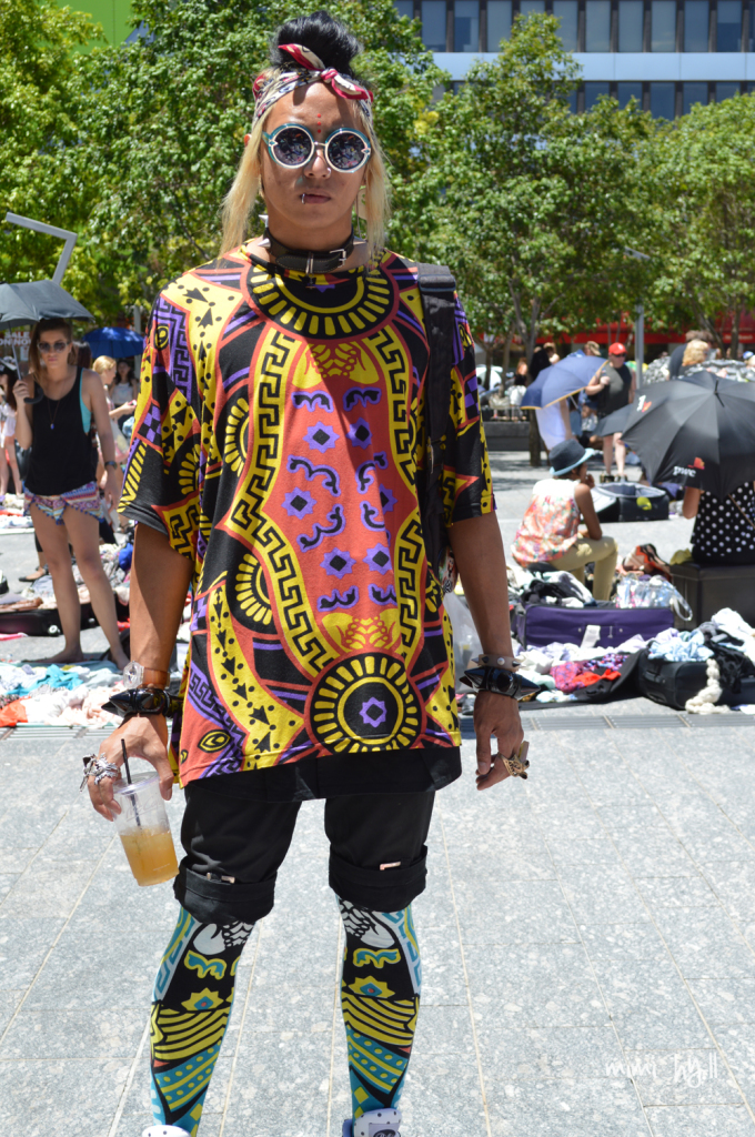 Photoblog: Brisbane Street Style at the Suitcase Rummage 19/01