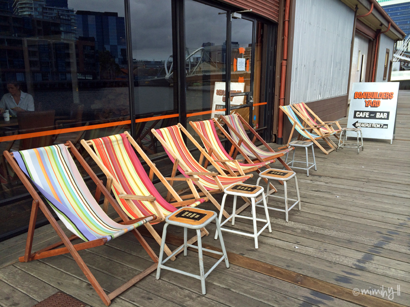 The Boat Builders Yard Deck Chairs