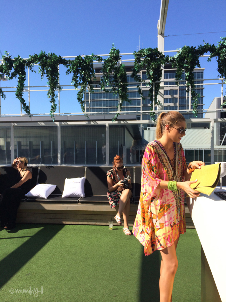Limes Hotel Rooftop Bar and Cinema Relaunch - AstroTurf
