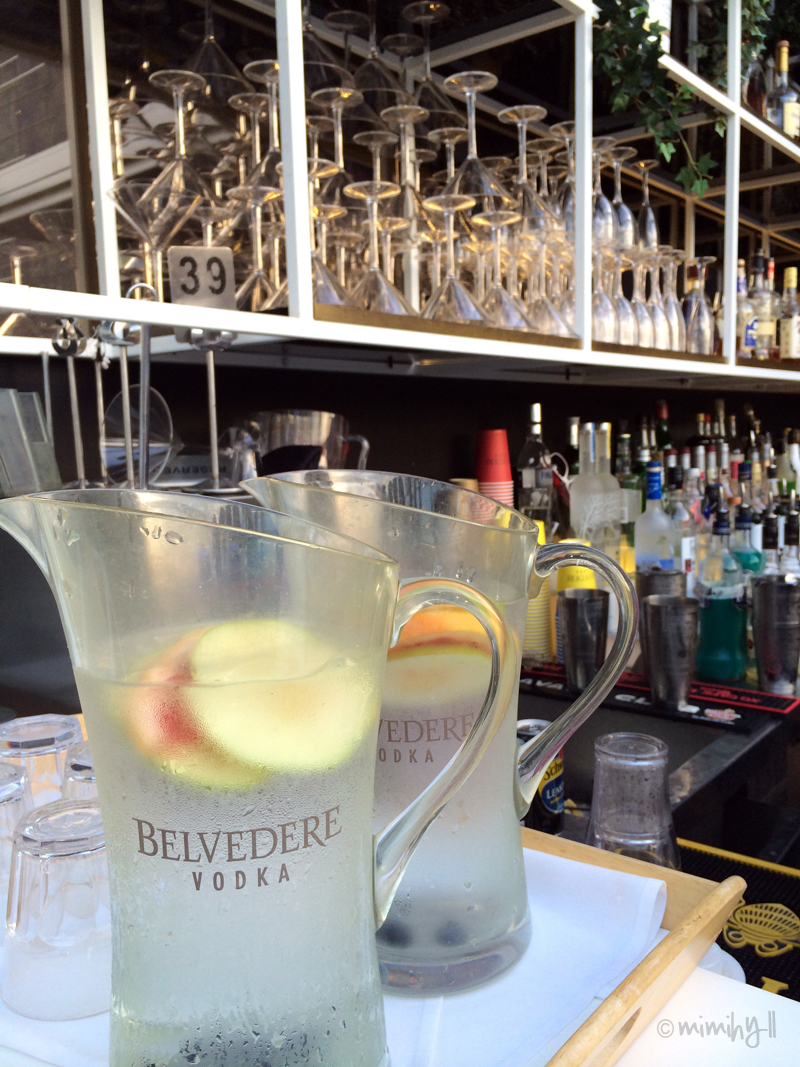 ... Limes Hotel Rooftop Bar and Cinema Relaunch - Belvedere Jugs