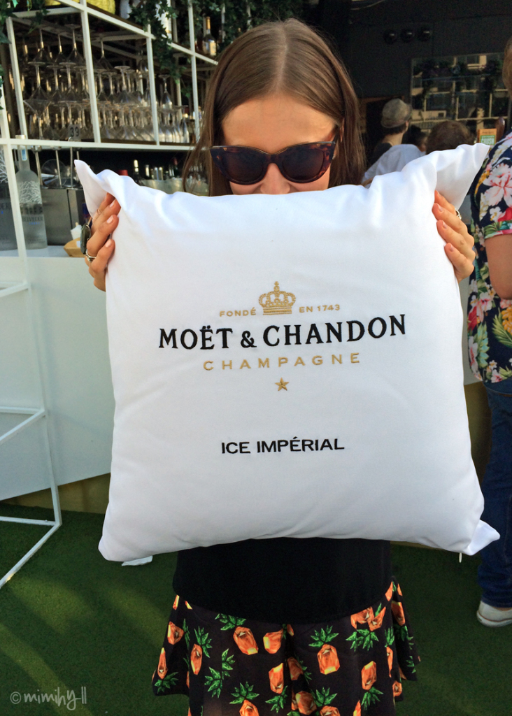 Limes Hotel Rooftop Bar and Cinema Relaunch - Pillow