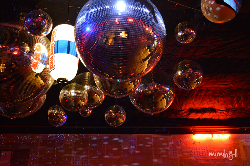Kwan Brothers, Fortitude Valley, Disco Balls
