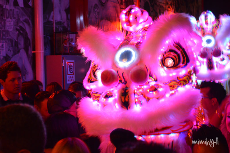 Kwan Brothers, Fortitude Valley, Dragon