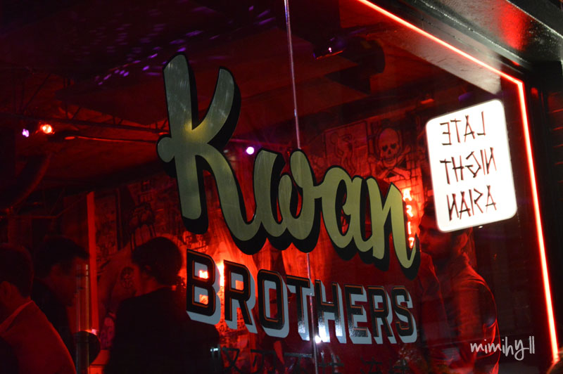 Kwan Brothers, Fortitude Valley, Front Window
