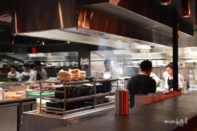 Kwan Brothers, Fortitude Valley, Open Kitchen