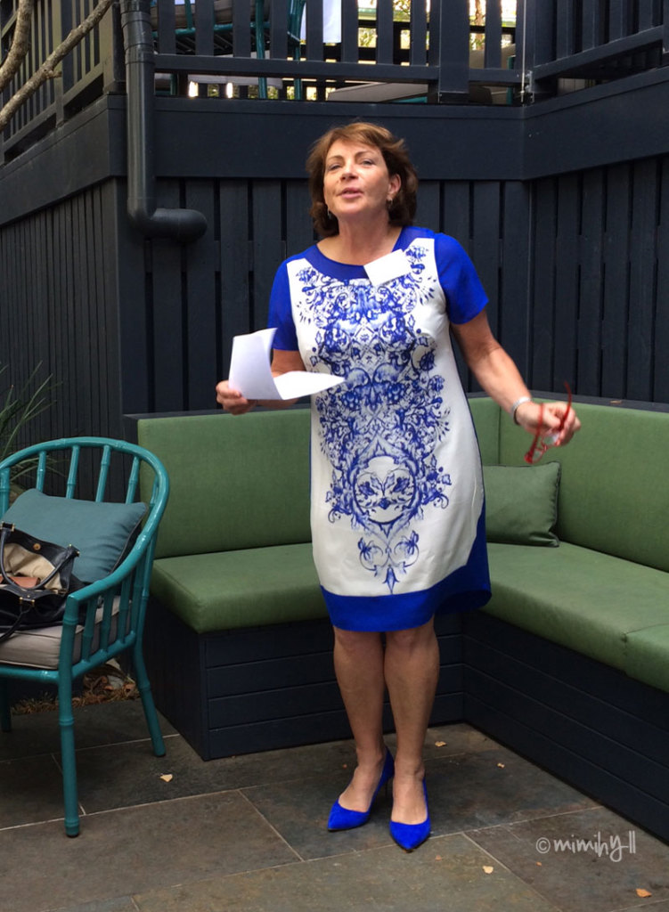 Spicers Retreats Founder and Owner Jane