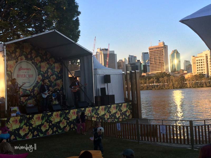 Sounds of River Quay, Regional Flavours