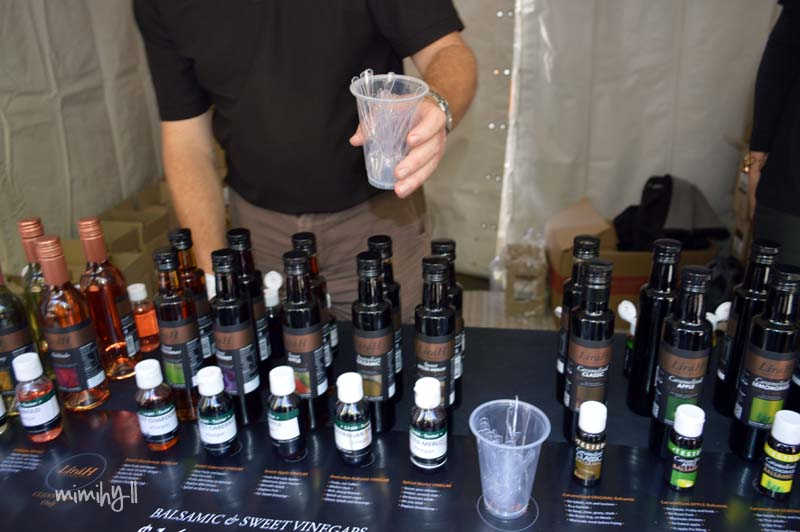 LiraH Vinegar Artisans at Regional Flavours, South Bank