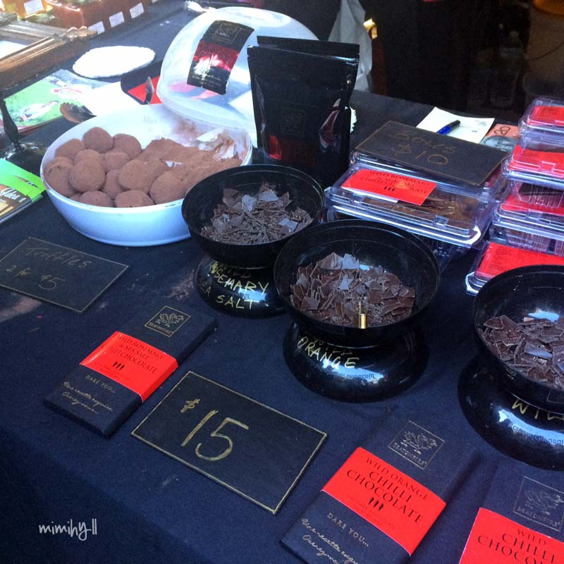 Seatonfire Chilli Chocolate Tastings at Regional Flavours, South Bank
