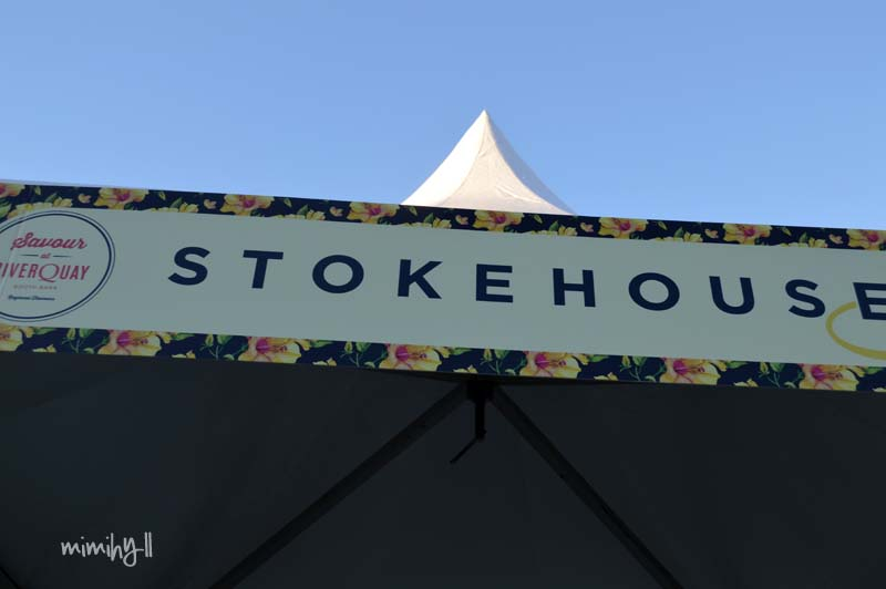 Stokehouse stall at Savour at RIver Quay, Regional Flavours, South Bank