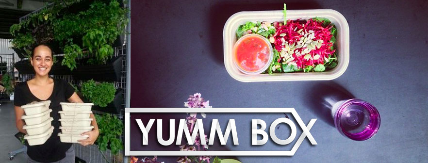 YummBox Founder Sheldon Hikaiti