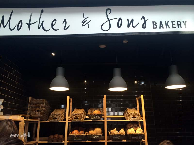 The Marketshed on Holland Mother & Sons Bakery