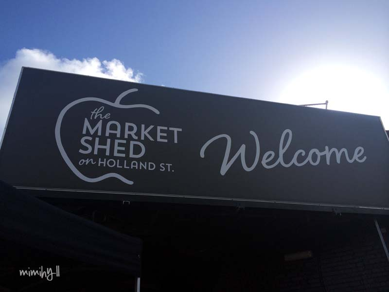 The Marketshed on Holland