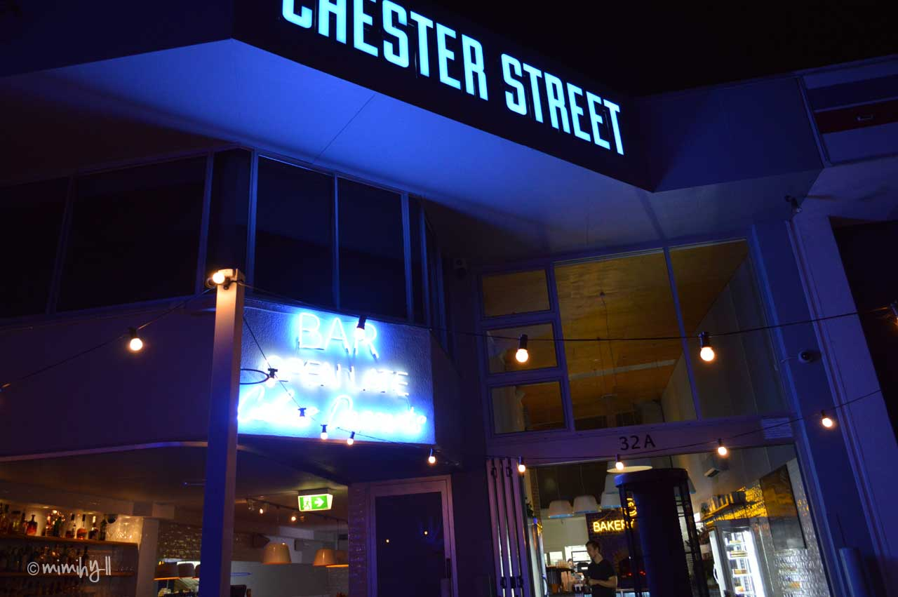 Chester Street Bakery and Bar