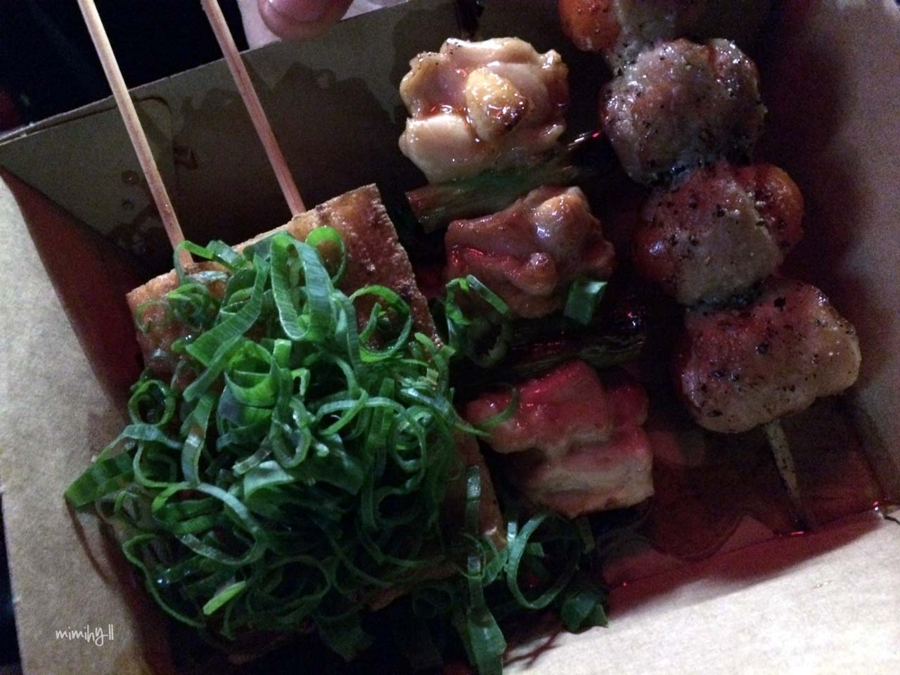 Birdsnest Yakitori, Night Noodle Markets