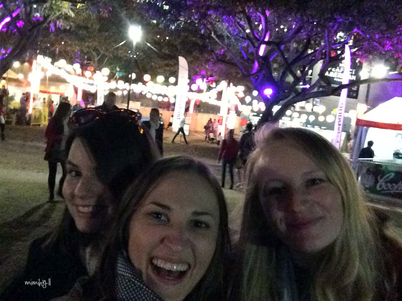 Foodie Friends, Night Noodle Markets