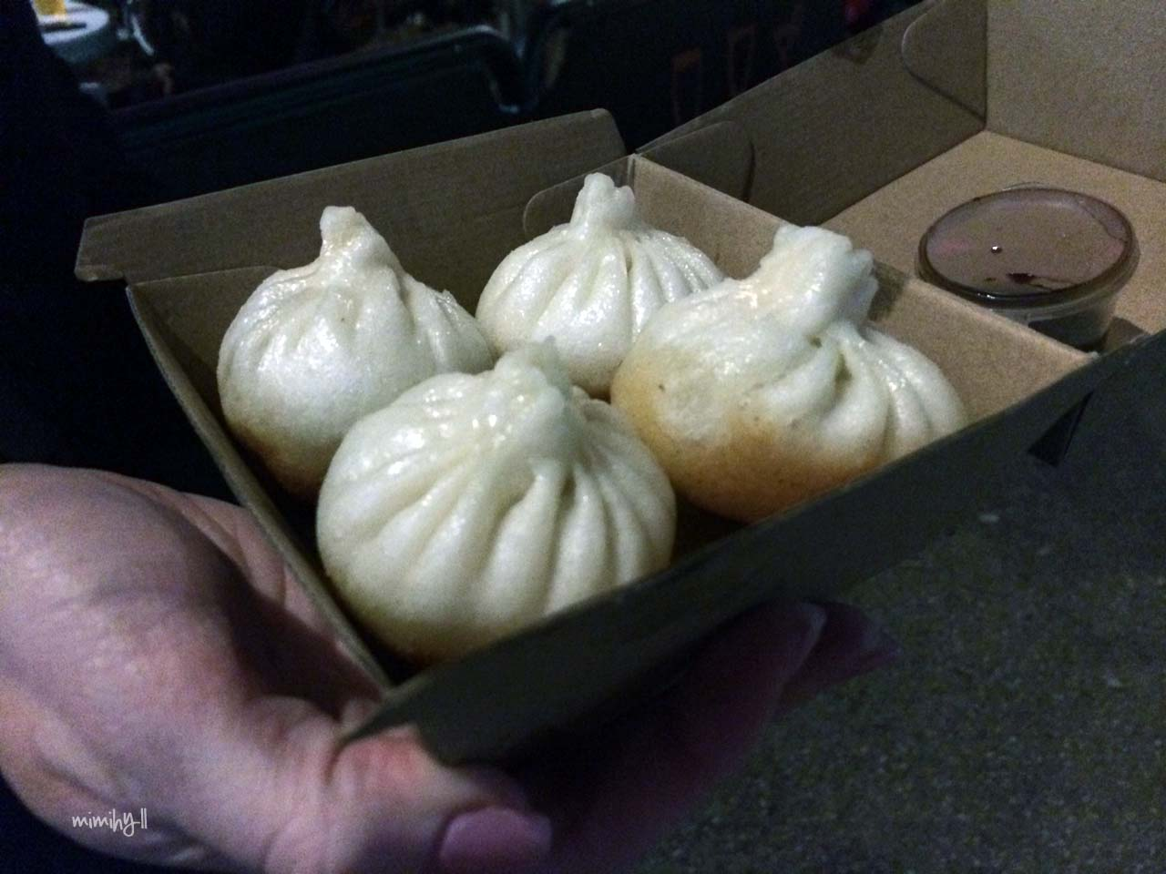 New Shanghai Pork Buns, Night Noodle Markets