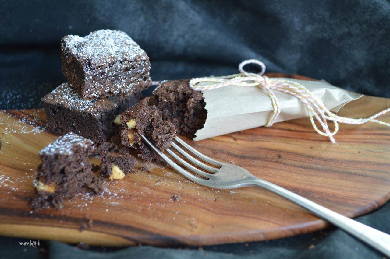 Eat Drink Blog 2014 Food Styling Workshop, my brownie photo