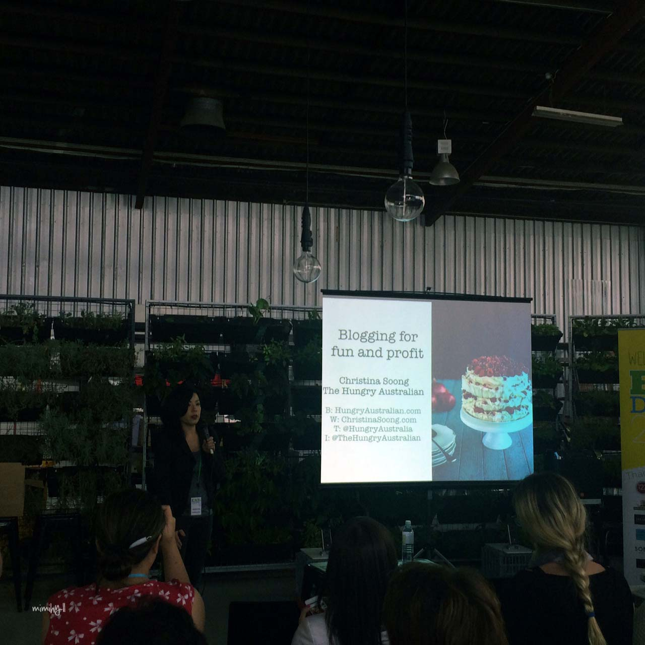 Eat Drink Blog 2014, Christine Soong of The Hungry Australian
