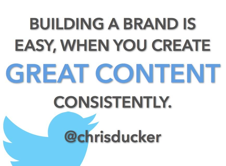 ProBlogger Tips - Consistent Content Creation