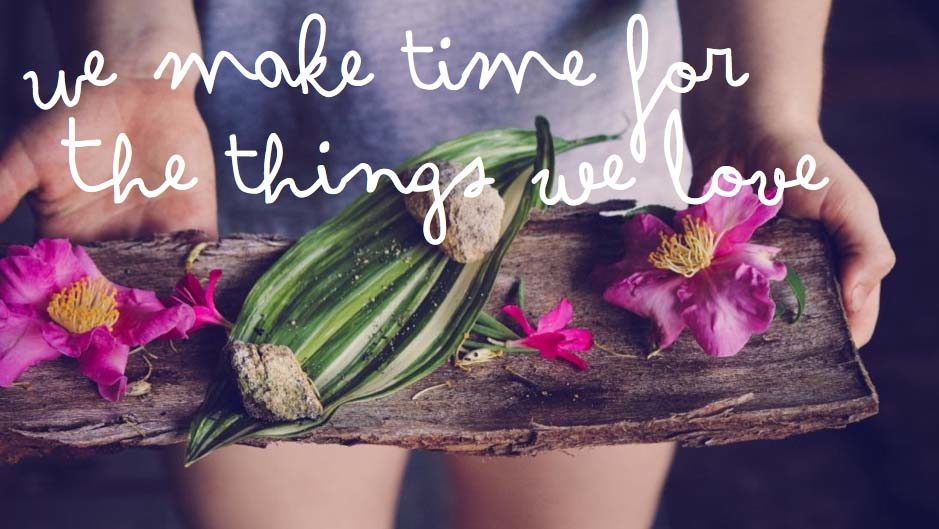 ProBlogger Tips - We make time for the things we love