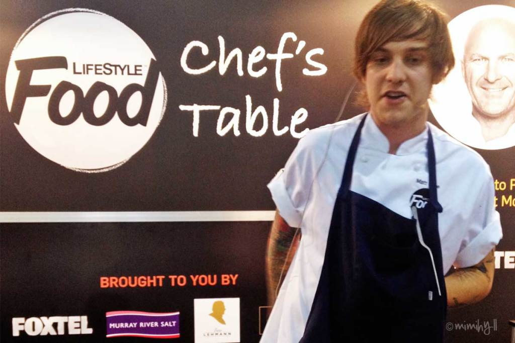 Interview with Matt Stone: Chef & Sustainable Food Ambassador