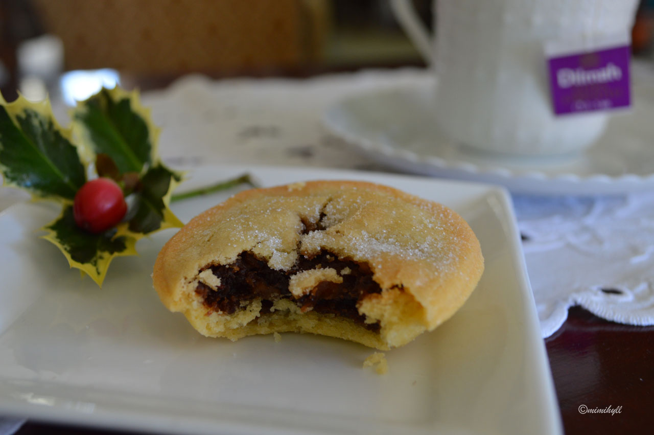 Christmas Tradition - Mince Pies