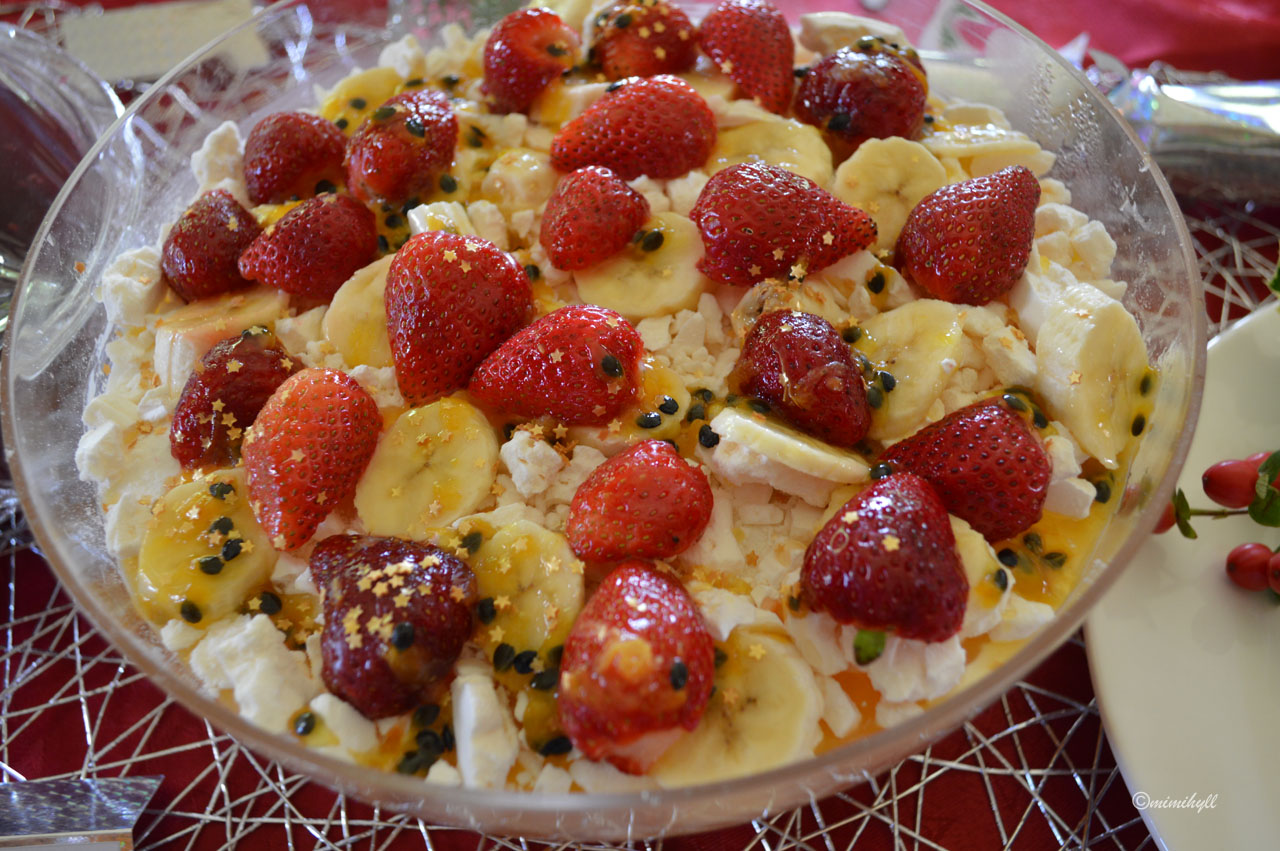 Christmas Tradition - Summer Trifle