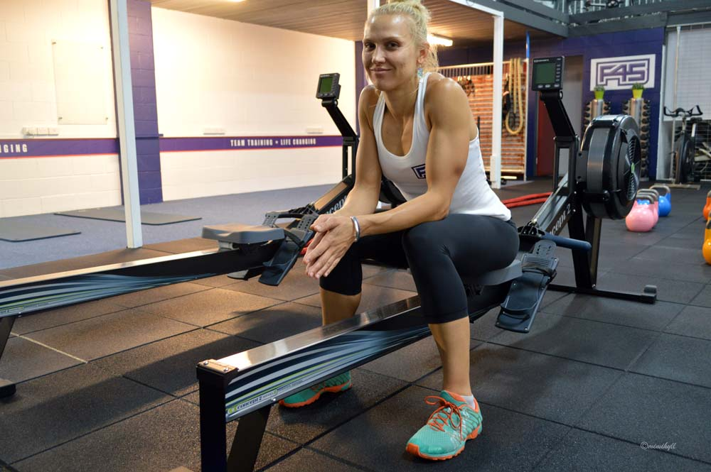 F45 Functional Training Newstead Nina Studenko