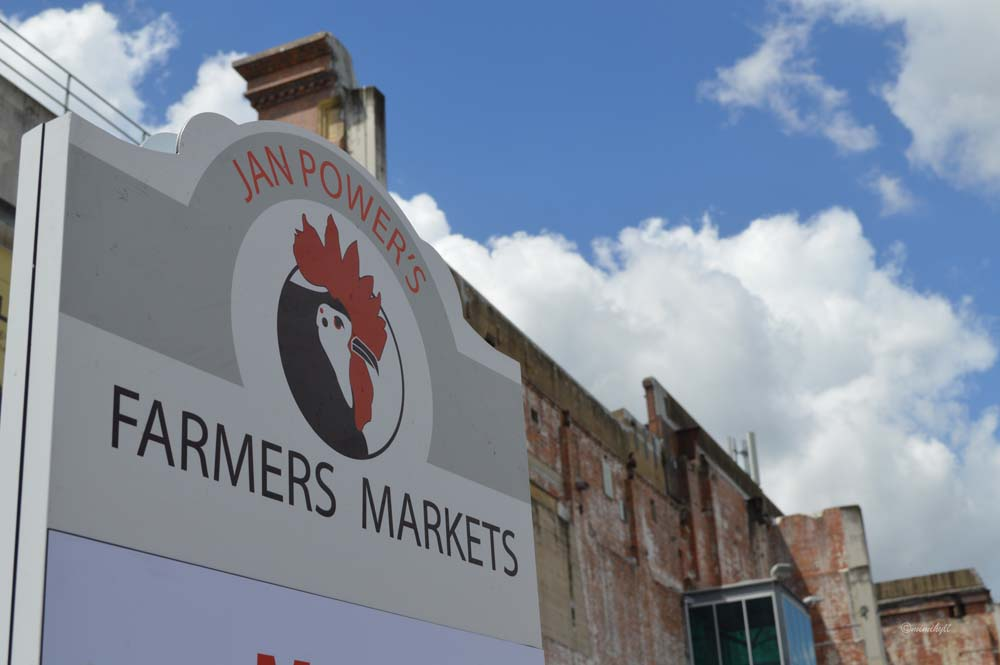 Local produce, laid-back vibes & lazy brunches at Jan Powers Farmers Markets