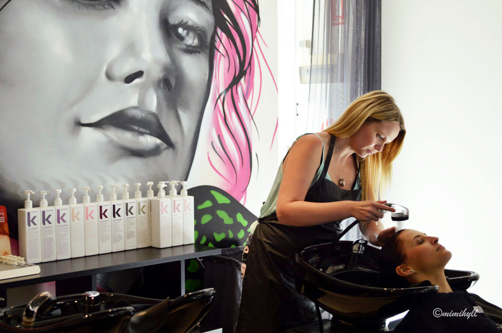 Cut, Colour & Champagne at ARC Hairdressing & Wine Bar