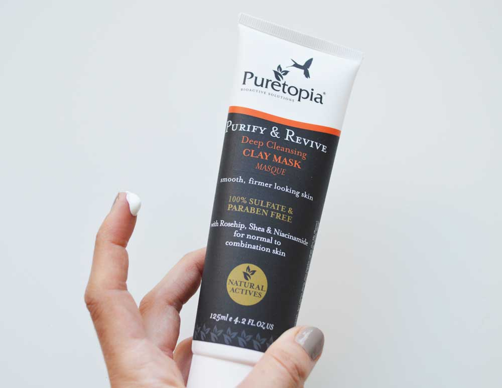 Puretopia Cleansing Clay Mask