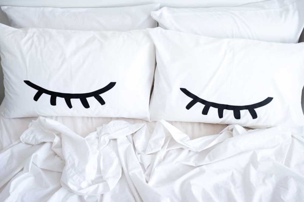 Jasmine Dowling Eye of the Dreamer Pillow