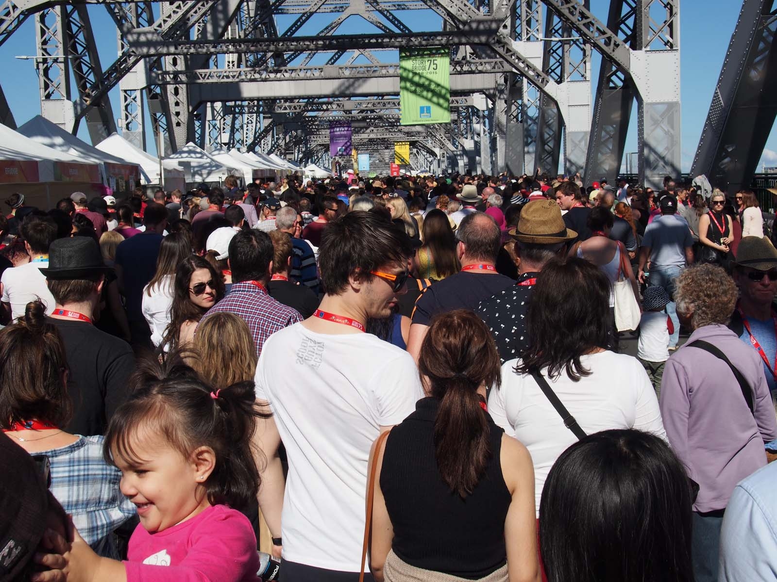 Story Bridge 75th Birthday, Brisbane