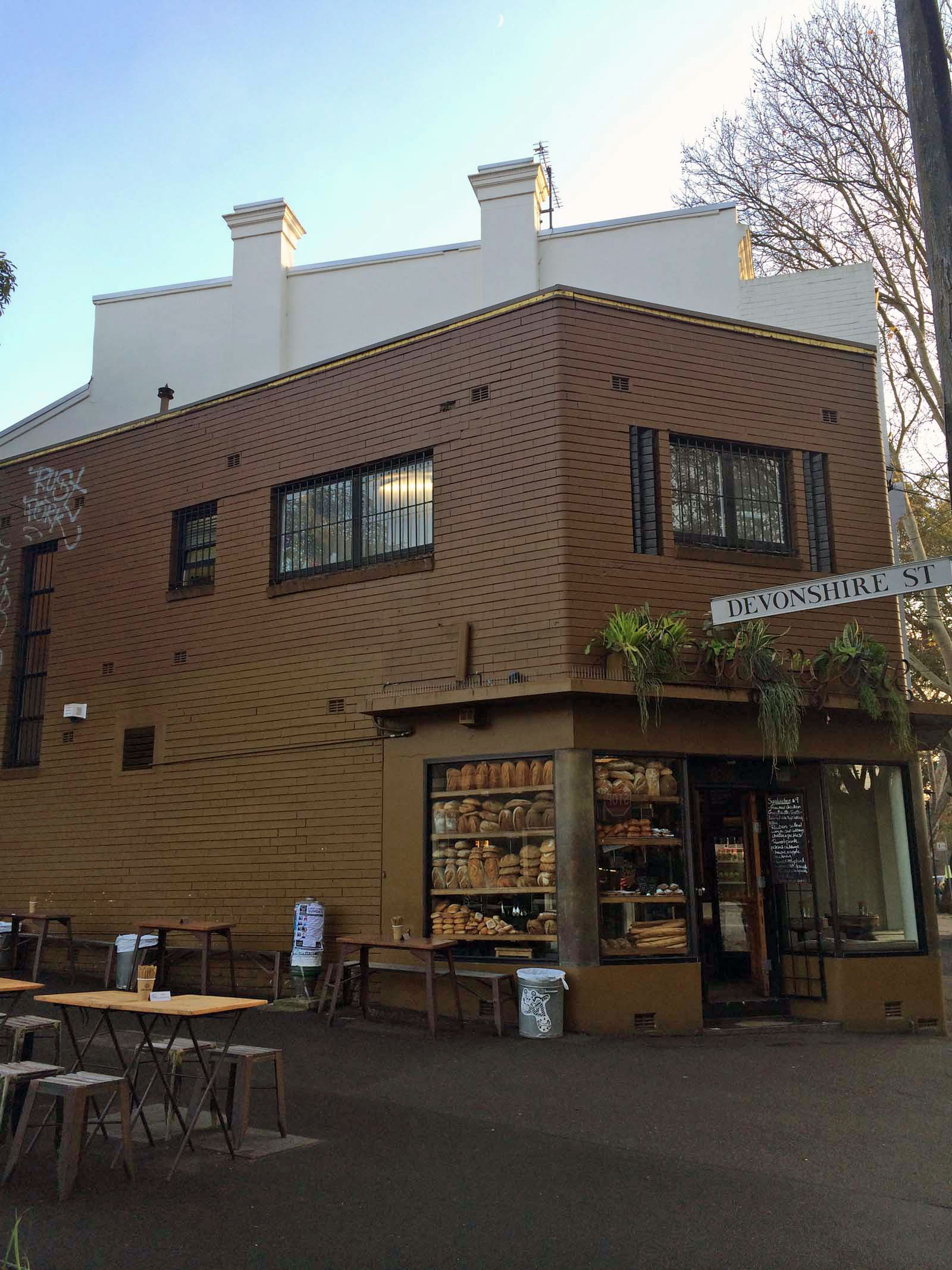Surry Hills Bourke Street Bakery